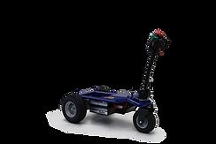 Zallys HT - Wszechstronny wózek elektryczny wyposażony w szeroką gamę akcesoriów i platform, dzięki czemu nadaje się do wielu zadań roboczych.
