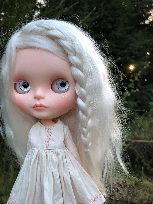 Trillium ~ Melacacia Custom Blythe Doll
