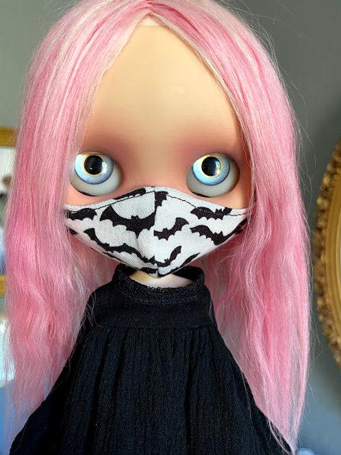 1 Blythe Doll Mask ~ Bats