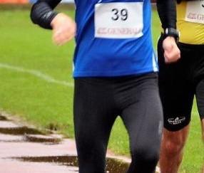 OÖ LM 10000 Meter in Neuhofen/Krems am 16.10.: 3 Läufer - 3 Medailllen