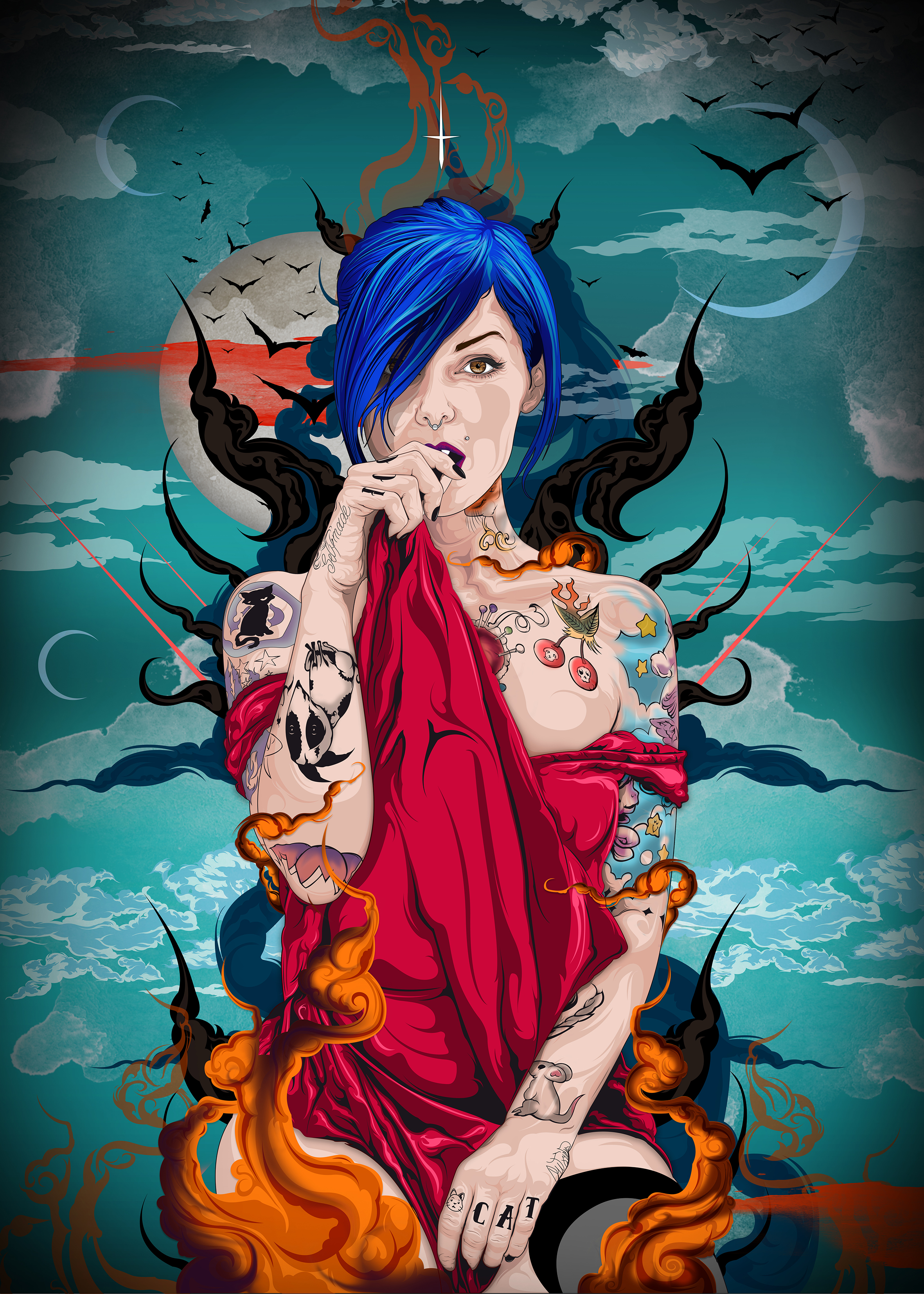 RIAE SUICIDE GIRL - REAL ACID