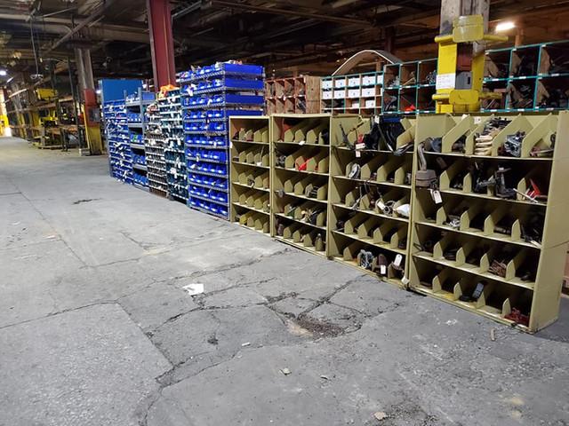 Parts Inventory