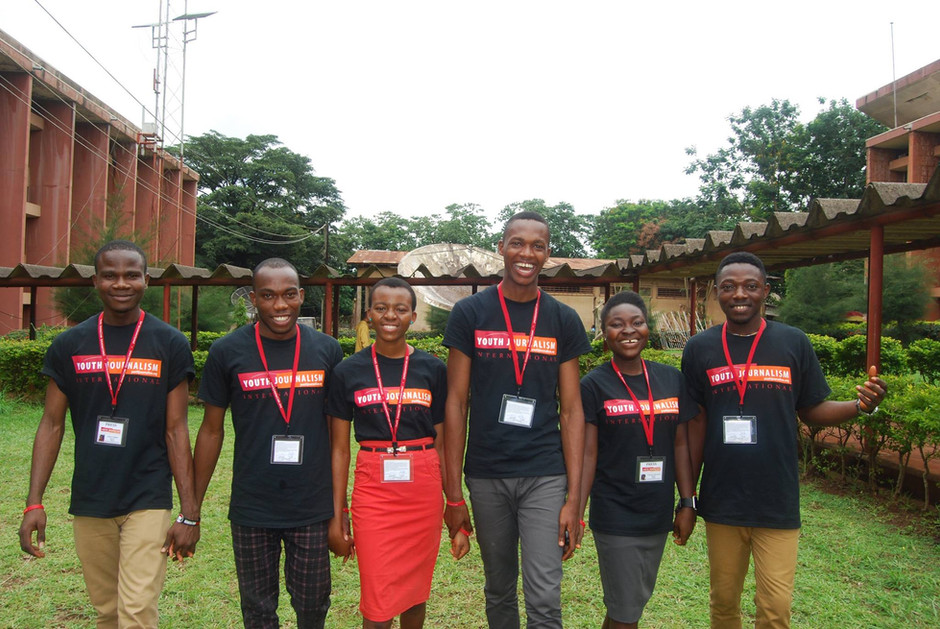 Youth Journalism International on the Frontlines