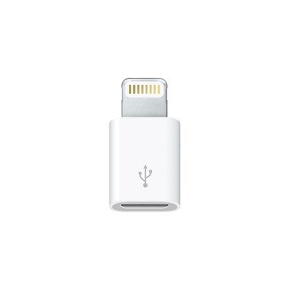 Lightning to Micro USB adapter