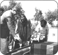 Union Minister Sh. R.N. Mirdha