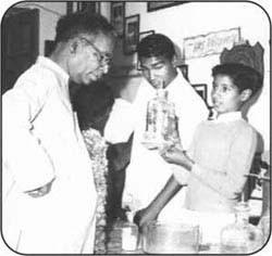 Dr. D.S. Kothari, Chairman, UGC