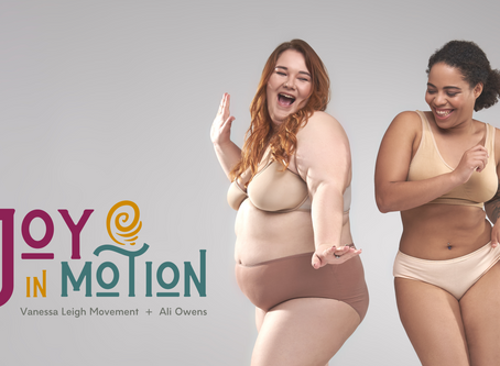 Joy In Motion, Part 3: What Does It Mean to Love My Body?