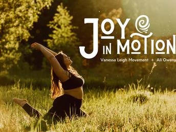 Joy In Motion, Part 6: On Dismantling Shame