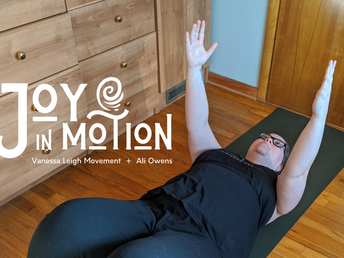 Joy In Motion, Part 4: The Reawakening Body, and Everything That Comes With It