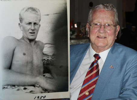 Remembering Wally: A Tribute - and Apology - to my Late Grandfather