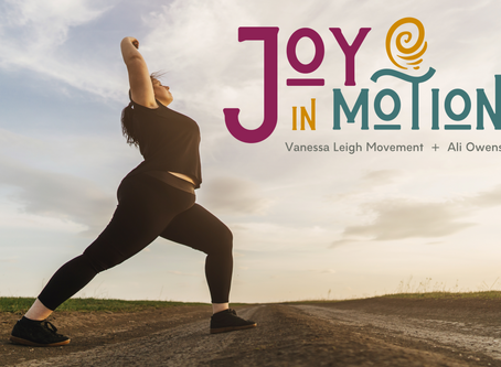 Joy In Motion, Part 1: An Introduction