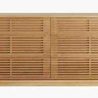 Line Wide Dresser