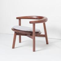 Minzu Round Lounge Chair