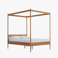 Cove Canopy Bed