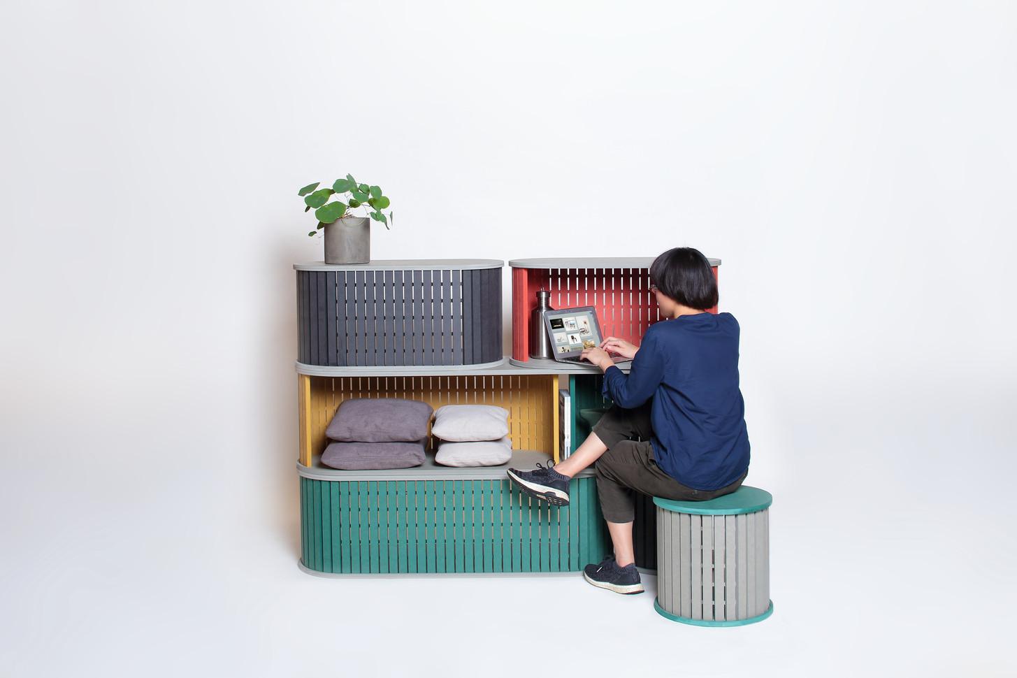 Popup Shelf System - Panelogue