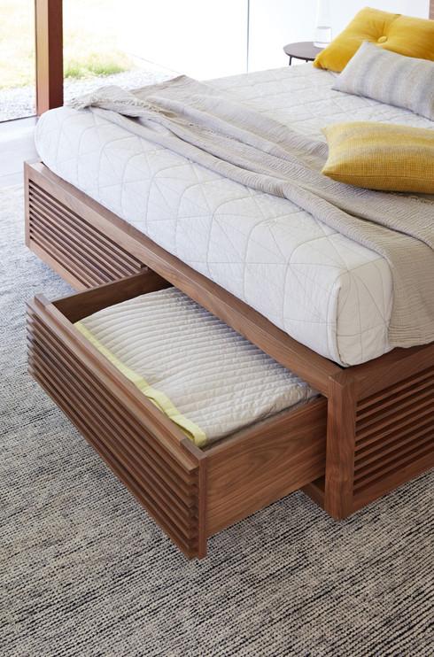 Line Storage Bed