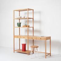 Minzu Shelf with Table