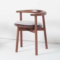 Minzu Round Dining Chair