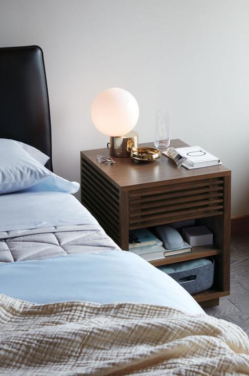 Line Bedside Table