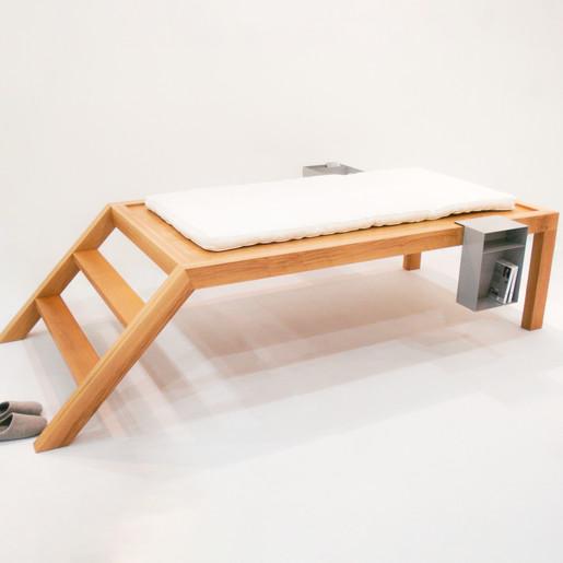 70cm High Bed