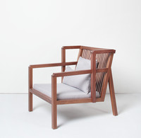 Minzu Square Lounge Chair /Dining Chair