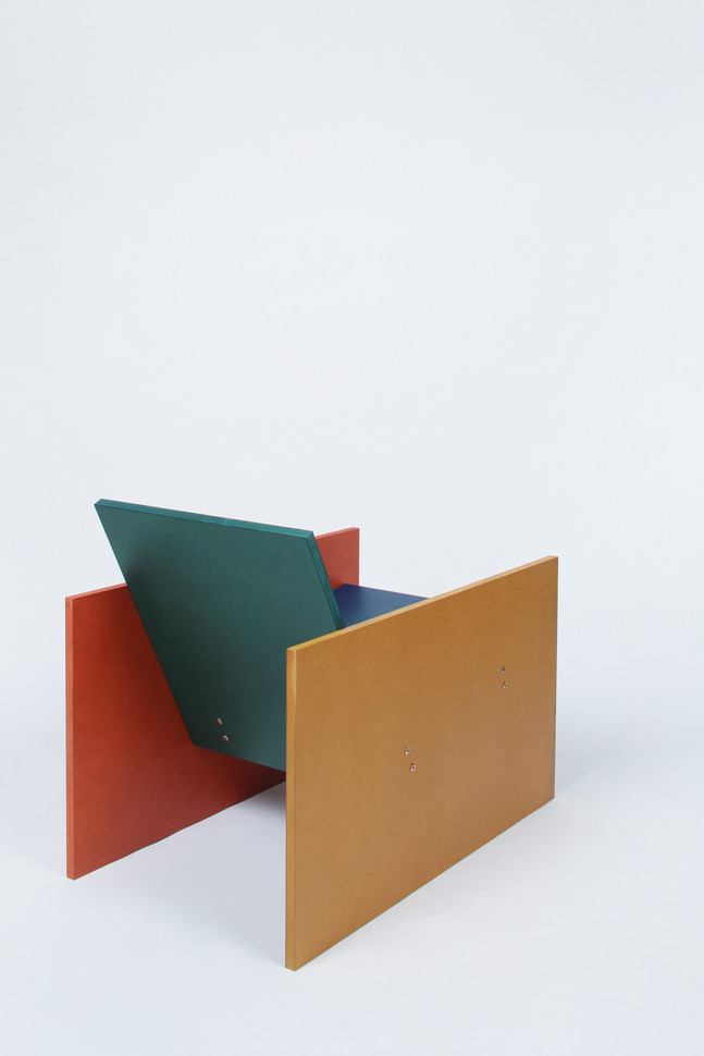 Foresco Chair - Superstructure