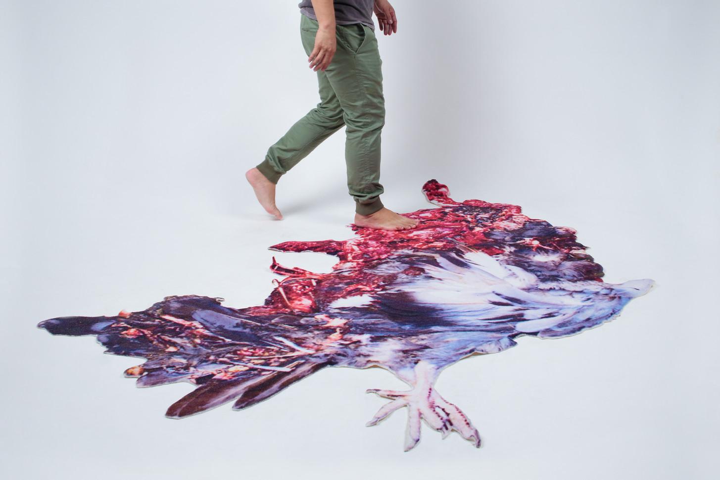 Pisa Road Kill Carpet