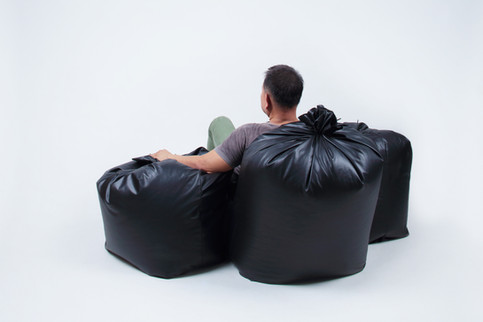 Trash Sofa - Doob Bean Bags