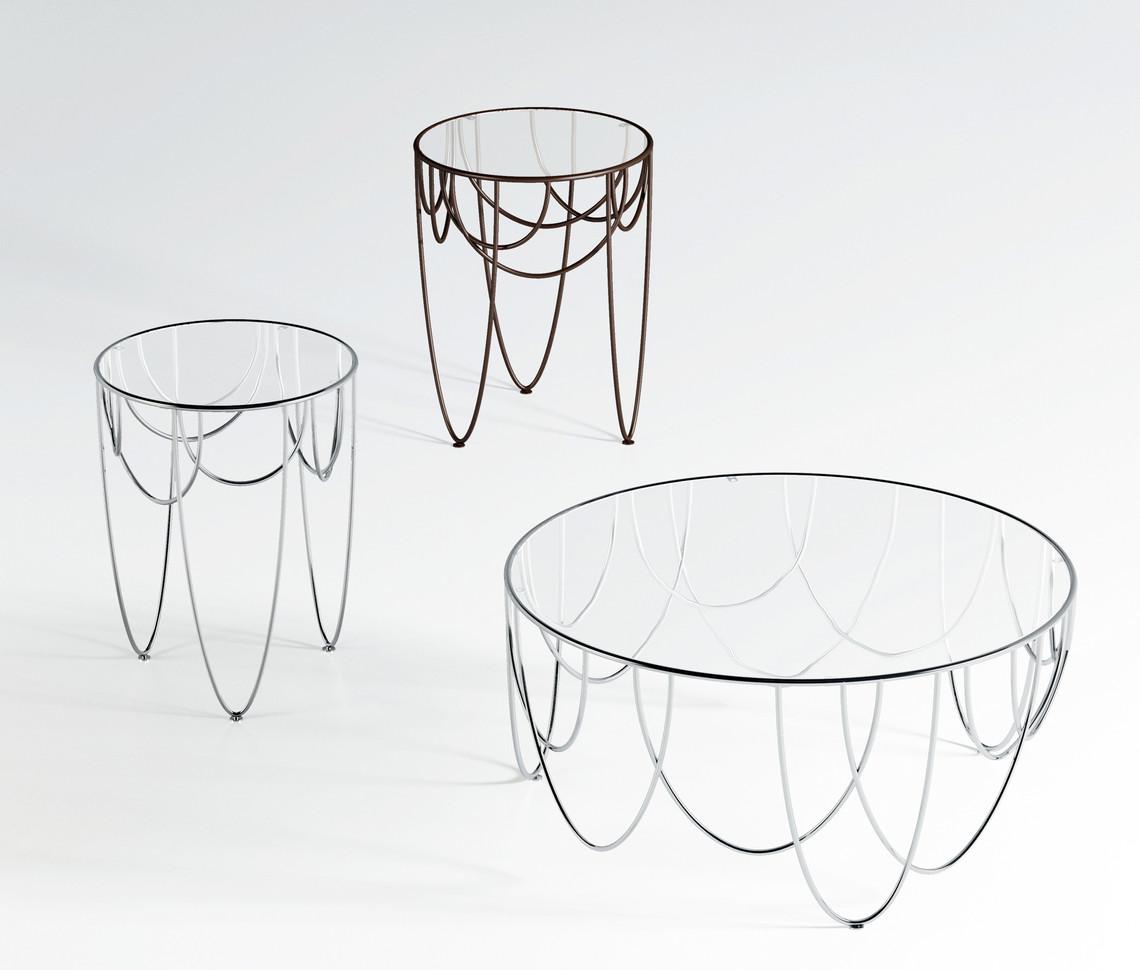Drapery Table - Living Divani