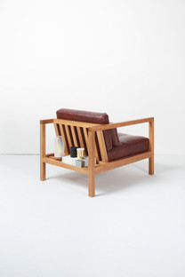 Minzu Flat Lounge Chair