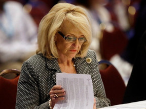 Gov. Jan Brewer & SB 1062