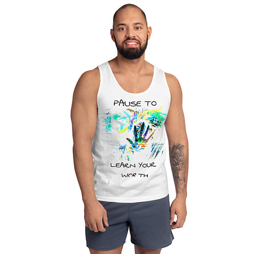 Pause for the Cause-Tank top
