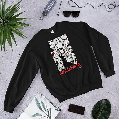 CHECKMATE COLLECTION: Unisex Sweatshirt