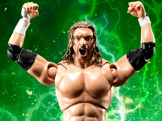 TRIPLE H S.H.Figuarts WWE  BANDAI