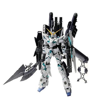 """Full Armor Unicorn Gundam (Ver.Ka) """"Gundam UC"""", Bandai MG 1/100"""