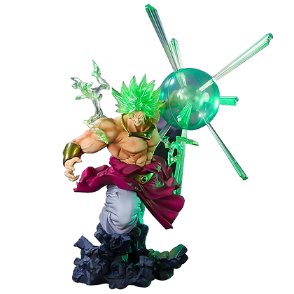 SS Broly The Burning Battles Event Exclusive Color Edition - Figuarts Zero