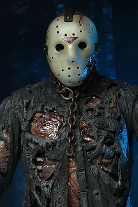 """Jason Parte 7 - Friday the 13th - Ultimate  (New Blood) - 7"""""""