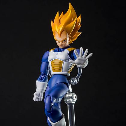 VEGETA Premiun Color SHFiguarts Dragon Ball BANDAI