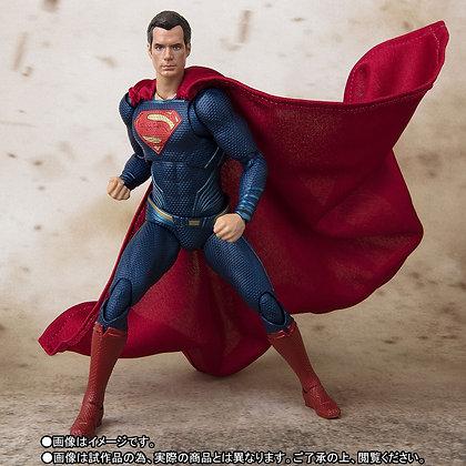 SUPERMAN Justice League S.H.Figuarts BANDAI
