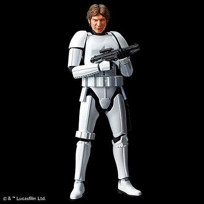 HAN SOLO (Stormtrooper) 1/12 Scale Model Kit BANDAI