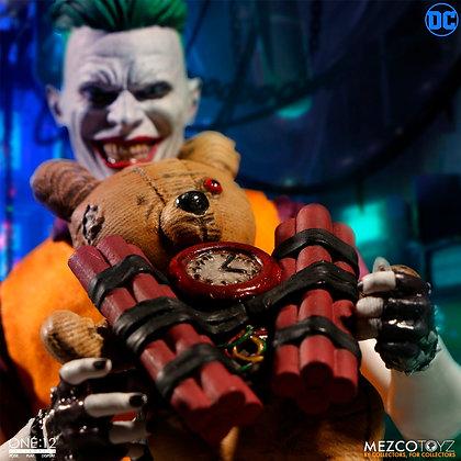 THE JOKER:Clown Prince of Crime Edition ONE:12 MEZCO TOYZ