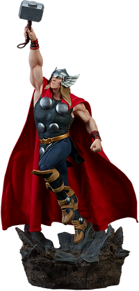 Thor Statue 1:5 Sideshow Collectibles Avengers Assemble