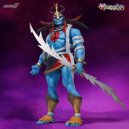 "Munn-Ra ""El Inmortal"" - Thundercats Ultimates Wave 2 - SUPER7 8"""
