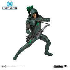 "Green Arrow - Arrow (Serie de TV) DC Multiverse Mcfarlane 7"""
