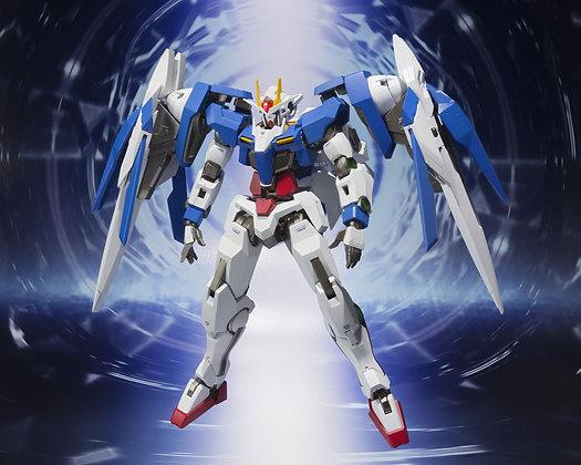 """00 Raiser + GN Sword III """"Gundam 00"""" Metal Robot Spirits BANDAI"""