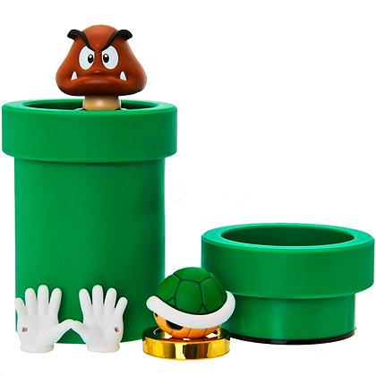 "Diorama Set B (Green Pipes) ""Super Mario"" S.H.Figuarts BANDAI"