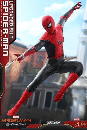 Spider-Man (traje mejorado) Spider-Man:Far From Home 1:6 HOT TOYS