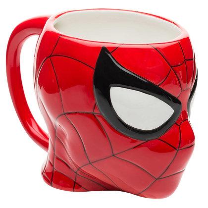 SPIDERMAN Mug taza cerámica esculpida 13 oz. MARVEL ZAK!