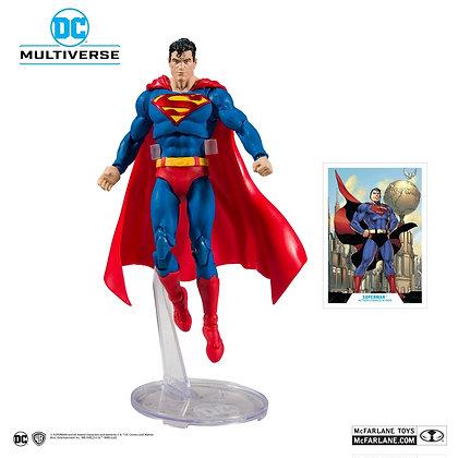 "SUPERMAN Detective Comics DC Multiverse Mcfarlane 7"""