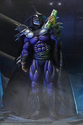 "Deluxe Super Shredder  - TMNT Movie 1990 - Exclusive THENECASTORE  - NECA 7"""